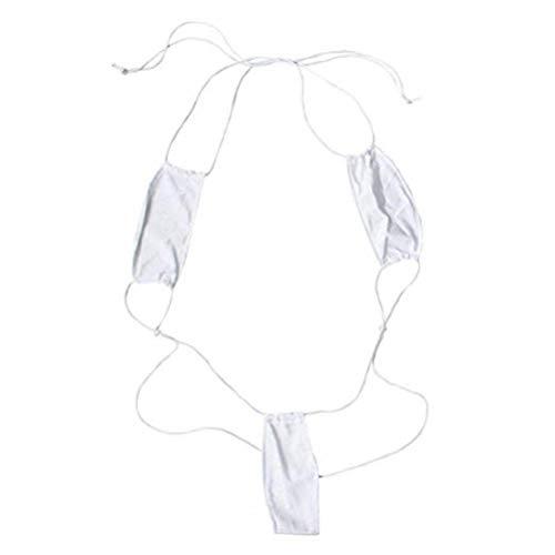 Teeny Weeny Sling Shot Micro Mini Bikini Thong String Einteiler Teddy